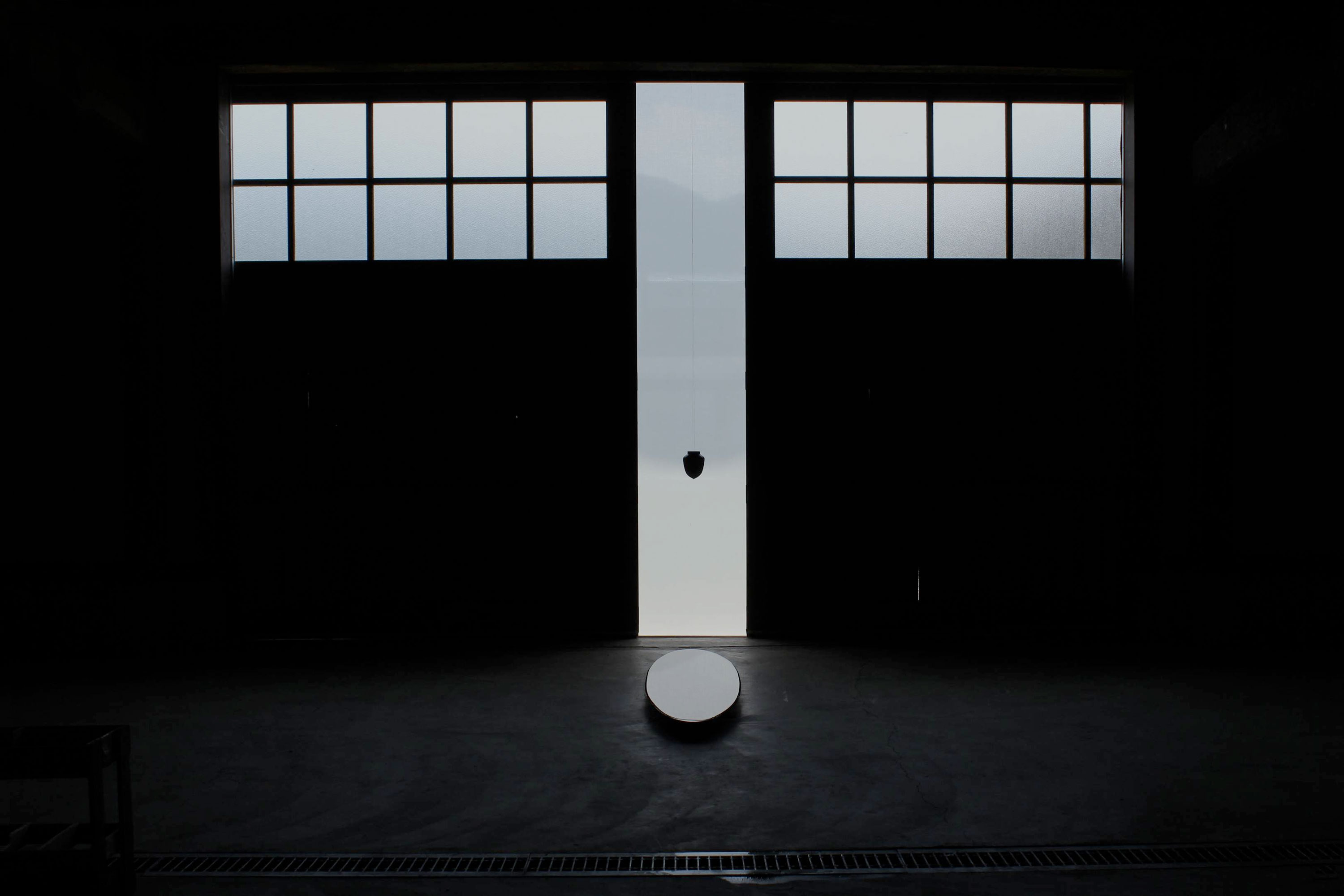 Installation at the former Fujisaki Brewery in Onishi Japan